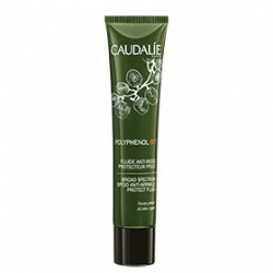 CAUDALIE 歐緹麗 乳霜-葡萄籽C15高效抗氧保濕日霜SPF 20 PA++  ANTI-WRINKLE PROTECT FLUID