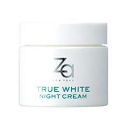 美白晚霜 Za True White Night Cream