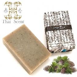 Soap-n-Scent 泰香 山羊奶手工保養皂-禾竹雪松山羊奶手工保養皂 Thai Scent Goat Milk Cedarwood Soap