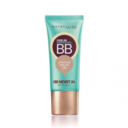 MAYBELLINE媚比琳 BB產品-純淨礦物彈潤保濕BB霜 Pure Mineral BB Moist 24
