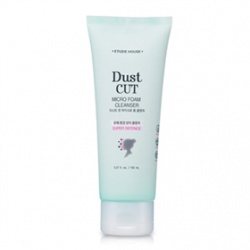 一塵不染微米泡泡淨化洗面乳 Dust Cut Foam Cleanser