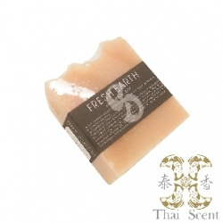 大地之母草本手工皂 Thai Scent Cake Soap(Fresh Earth)