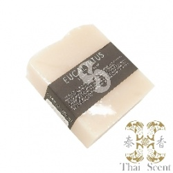 Soap-n-Scent 泰香 草本手工皂-尤加利草本手工皂 Thai Scent Cake Soap(Eucalyptus)