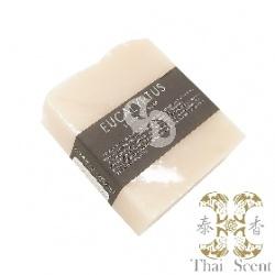尤加利草本手工皂 Thai Scent Cake Soap(Eucalyptus)