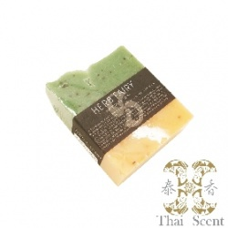香草童話草本手工皂 Thai Scent Cake Soap(Herb Fairy)