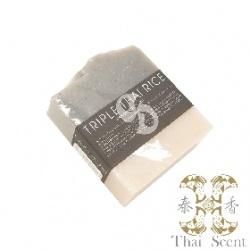 Soap-n-Scent 泰香 草本手工皂-泰式三層香米草本手工皂 Thai Scent Cake Soap(Tripple Thai Rice)