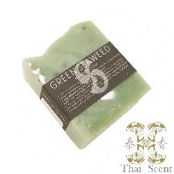 綠藻草本手工皂 Thai Scent Cake Soap(Green Seaweed)