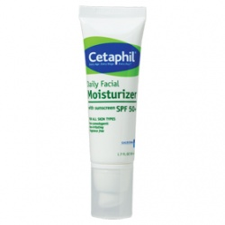 Cetaphil 舒特膚 防曬系列-Daily Facial Moisturizer with SPF 50+ Daily Facial Moisturizer with SPF 50+