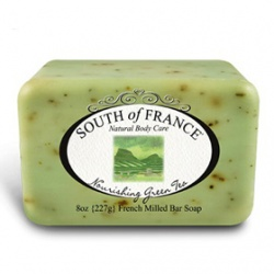 South of France 南法 沐浴清潔-手工橄欖皂(普羅旺斯綠茶) South of France Olive French Milled Soap – Magnolia Pear