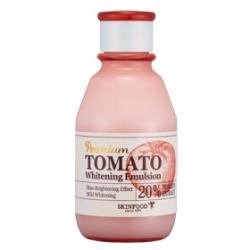 SKINFOOD 乳液-蕃茄果然明亮美白乳液