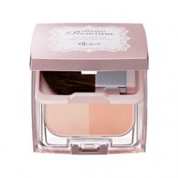 ettusais 艾杜紗 喚顏肌密系列-3D光感蜜粉餅SPF15/PA+ Premium Luminous Powder SPF15/PA+
