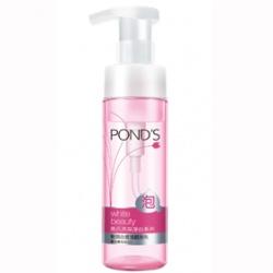 POND`S 旁氏 洗顏-粉潤白皙淨顏泡泡