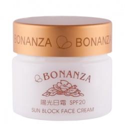 BONANZA 寶藝 進階高機能系列-陽光日霜SPF20 PA++
