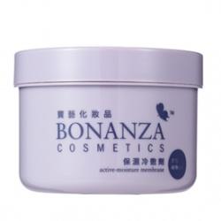 BONANZA 寶藝 保養面膜-Q10保濕冷敷劑