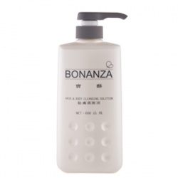 BONANZA 寶藝 沐浴清潔-髮膚清潔液