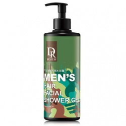 Dr. Hsieh 達特醫 男仕沐浴清潔-男士洗髮洗顏沐浴露 Men's Hair Facial Shower Gel