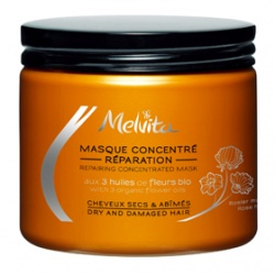 Melvita 蜜葳特 護髮-植物油複方修護髮膜 Repairing Concentrated Mask Dry & Damaged Hair