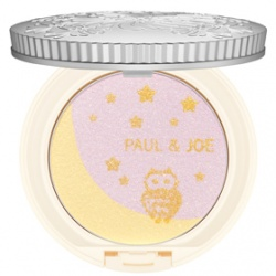 PAUL & JOE 限量系列-星爍綻光蜜粉餅 PRESSED POWDER T