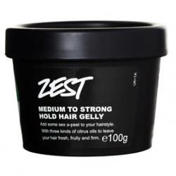 LUSH 髮妝‧造型-清爽香橙造型果凍 Zest