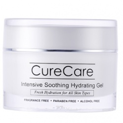 CureCare 炫曜 臉部保養-南極深層凝萃凍膜  Intensive Soothing Hydrating Gel