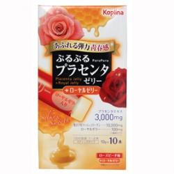 營養補給食品產品-胎盤膠原果凍
