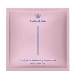 DermaLane 保養面膜-極效淡斑肌因煥白面膜 Zero Dark Spot Brightening Mask