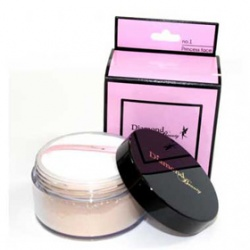 Diamond puff 蜜粉-鑽石礦物漂浮蜜粉