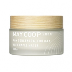 MAYCOOP 楓葉樹液保濕修護系列-純淨楓葉樹液活力日霜 MAYCOOP RAW CONCENTRA FOR DAY