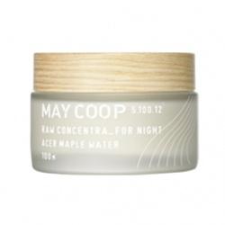 MAYCOOP 楓葉樹液抗老精萃系列-純淨楓葉樹液修護晚霜 MAYCOOP RAW CONCENTRA FOR NIGHT