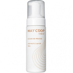 MAYCOOP 楓葉樹液溫和天然深層潔顏系列-泡沫潔顏慕斯 MAYCOOP CLEANSING MOUSSE