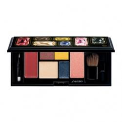 SHISEIDO 資生堂-專櫃 彩妝組合-時尚色繪尚質璀璨派對彩盤(限量) Sparkling Party Palette