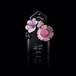 小黑裙黑色巴卡拉水晶瓶-極致奢華限量版
