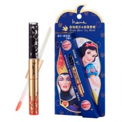 heme  公主vs.惡女雙面魅力彩妝系列-晶釉唇彩&修護唇蜜