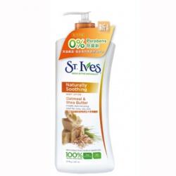 St. Ives 聖艾芙 臉部保養系列*-舒緩乾燥燕麥乳木果潤膚露