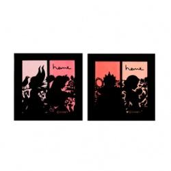 heme  公主vs.惡女雙面魅力彩妝系列-眼頰糖霜彩盤