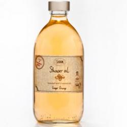 SABON 沐浴清潔-薑汁甜橘沐浴油
