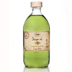 SABON 沐浴系列-檸檬羅勒沐浴油