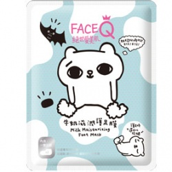 Face Queen 絕世愛美肌 腿‧足保養-牛奶滋潤護足膜(升級版)