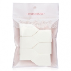 ETUDE HOUSE  彩妝用具-公主屋頂三角海棉(超值版)