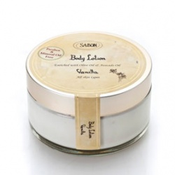 SABON 身體保養-香蘭身體乳液