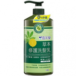草本修護洗髮乳(活力豐盈)  Natural Herbs Shampoo - Thickening Restorative