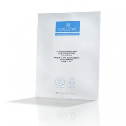 COLLISTAR 蔻莉絲塔 其他身體局部-煥白奇肌面頸膜 Ultra-Whitening and Brightening Mask face and neck
