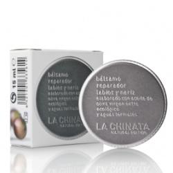LA CHINATA 希那塔 唇部保養-純淨天然橄欖精華唇鼻修護膏