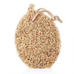 LA CHINATA 希那塔 美體用具-純淨天然橄欖果核去角質海綿