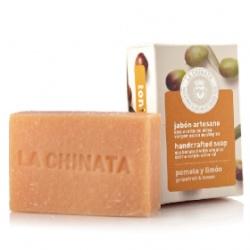LA CHINATA 希那塔 沐浴清潔-葡萄柚檸檬潔淨手工皂