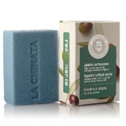 LA CHINATA 希那塔 沐浴清潔-常春藤海藻緊緻手工皂