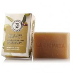 LA CHINATA 希那塔 沐浴清潔-乳油木蜂蜜保濕手工皂