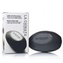 LA CHINATA 希那塔 沐浴清潔-純淨天然黑橄欖精華果皂