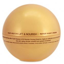 PURE BEAUTY 乳霜-紅蔘肽緊緊緻活膚晚霜