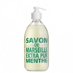COMPAGNIE DE PROVENCE 愛在普羅旺斯 馬賽皂系列-法國馬賽液態皂(薄荷) Mint Tea Liquid Marseille Soap
